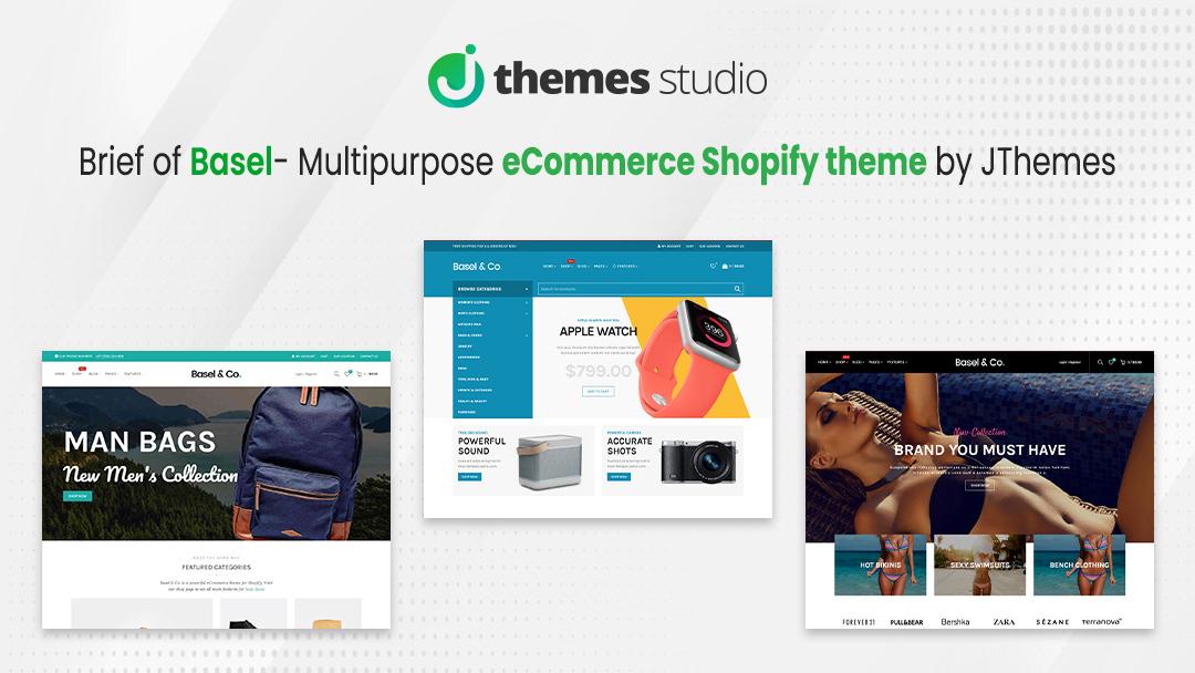 Basel - Multipurpose eCommerce Shopify Theme