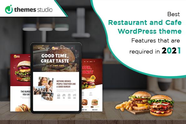 Best Restaurant and Cafe WordPress Theme