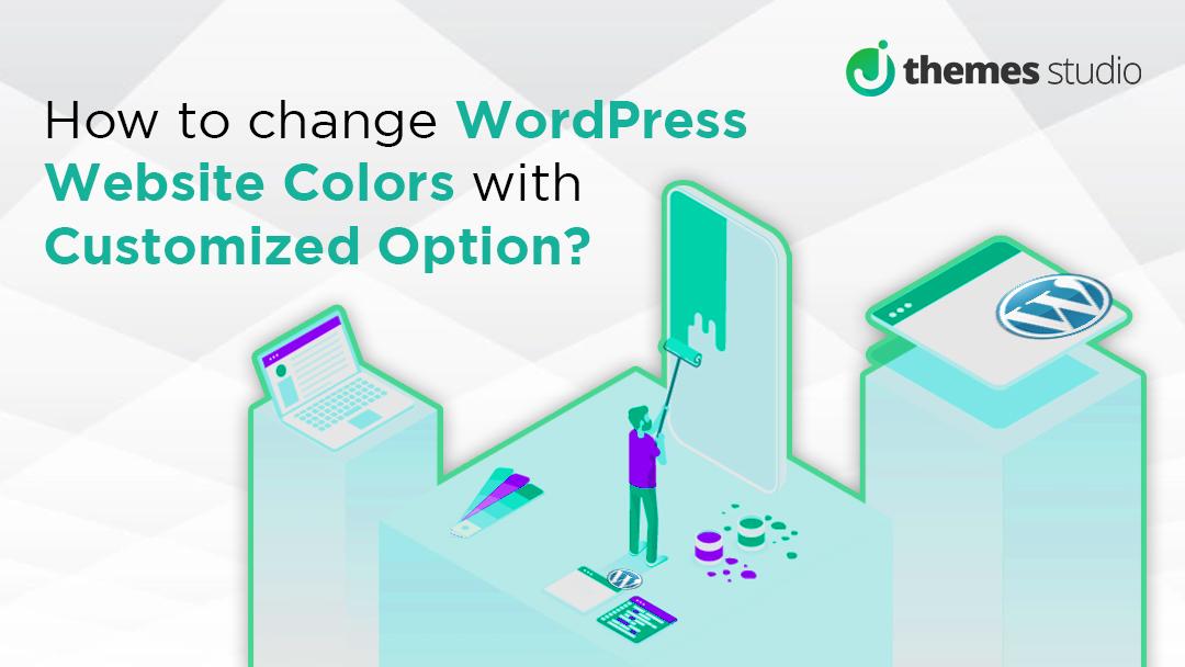 Color customization in WordPress